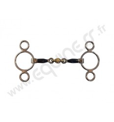 3 anneaux double brisure