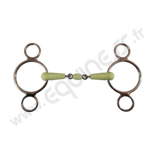 3 anneaux dble brisure resine